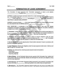 early termination of lease letter make a free lease termination letter in minutes legal templates