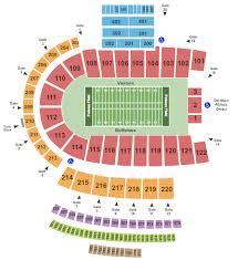Nebraska Football Field Seating Chart 2 Tickets Colorado Buffaloes Vs Nebraska Cornhuskers Football 9 7 19