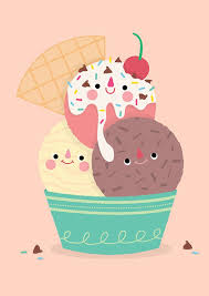ice cream clipart pastel 18 736 x 1037
