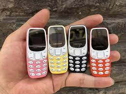 Điện thoại mini điện thoại siêu nhỏ Mini L8star BM10 có giả giọng nói