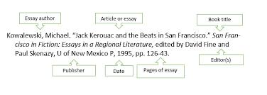 Understanding Citations En200 Library Research
