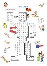 Projekt Das bin ich und mein Körper Ideen für Kindergarten