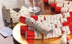 red christmas table decorations. Christmas Table Decoration Ideas Red Decorations