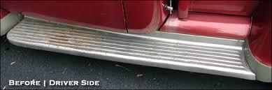 1954 Chevy Pickup | Runningboards