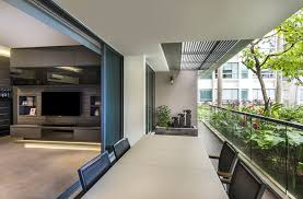 the condo features an open floor concept that does not blur the boundaries between the individual es each interior e has been psychologically