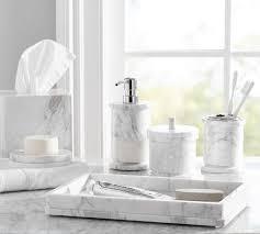 Monique Lhuillier Marble Bath Accessories Pottery Barn Au