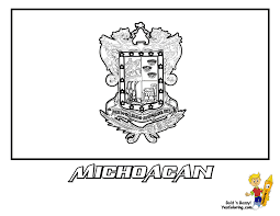 Small Picture New Mexican Flag Coloring Page Cool Book Galle 2488 Unknown