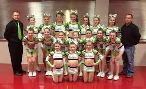 Image result for Adrenaline All Stars Cheer and Tumbling