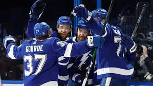 Here's how the lightning pushed the canadiens to the brink and moved one win away from their. Lightning Beat Canadiens Handily In Game 1 Of Stanley Cup Final