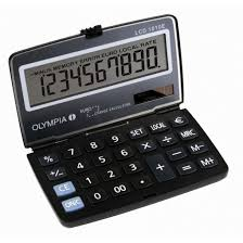 Olympia Lommeregner Lcd 1010e