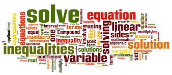 the ability to solve a variety of diffe types of equations and inequalities takes time and practice to master below are some worksheets