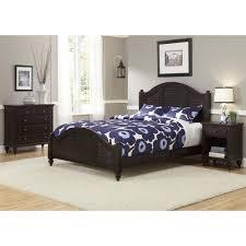 3 piece queen bedroom set. Wonderful Set Home Styles Bermuda 3Piece Espresso Queen Bedroom Set To 3 Piece S