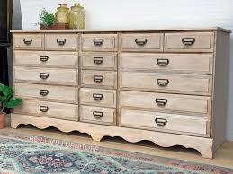 antique white washed dresser general