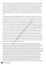 virginia woolf essay year hsc english advanced thinkswap virginia woolf essay
