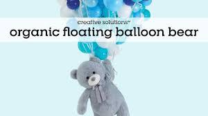 Organic Floating Balloon Bear