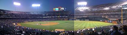 Oakland Coliseum Interactive Seating Chart Ringcentral Coliseum Wikipedia