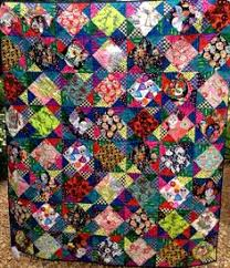 Margaret Linderman - Day of the Dead/All Souls Day quilt made for ... & Day of the Dead Quilt by muerto2go on Etsy Adamdwight.com