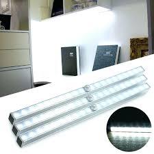 cordless closet light battery night best lights operated white wireless portable motion sensor