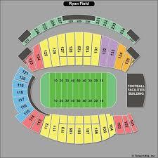 Illini Stadium Seat Chart Illinois Fighting Illini At Northwestern Wildcats Football