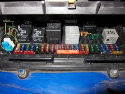 1995 audi fuse box location 1995 wiring diagrams online