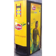 Coffee Vending Machine Premix Powder Awesome Automatic Tea Coffee Vending Machine HP Corporation Rajkot ID