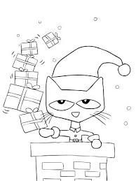 Pete The Cat Coloring Page The Cat Coloring Sheet The Cat Coloring