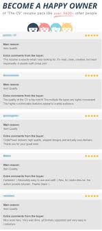the cv by codepower graphicriver the cv