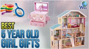 10 Best 5 Year Old Girl Gifts 2018 - YouTube