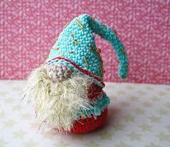 Christmas Gnome Pattern Unique Decorating