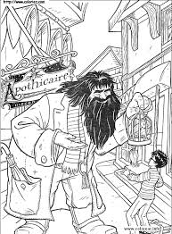 Small Picture harry potter 2 Harry Potter PRINTABLE COLORING PAGES FOR KIDS