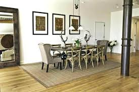 rug under kitchen table rugs under dining table remarkable dining room classy area rugs for under