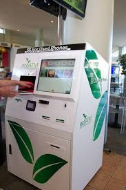 Phone For Cash Vending Machine Cool EcoATM Recycle Your Gadgets And Get Cash