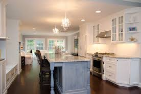 Center Island Kitchen Kitchen Islands Peninsulas Design Line Kitchens In Sea Girt Nj