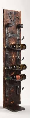 Floor Standing 'Old World' Wine Racks ~ 4'