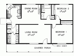 Small House Plans  1200 Square Feet House Plans  Three Bedrooms Simple Square House Plans