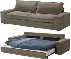 new ikea kivik sofabed cover sleeper
