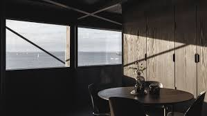 Denmark Industrial Design The Krane A Private Retreat Inside An Industrial Crane In