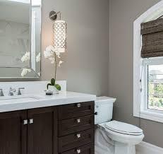 Concept Gray And Brown Bathroom Color Ideas Graceful Colors Dark Vanity Bathroomjpg Inside