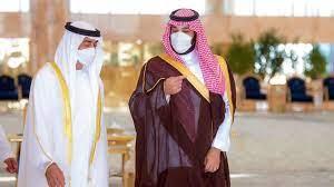 """تجسيد للعلاقات الاستراتيجية"""".. ردود فعل واسعة على زيارة محمد بن زايد إلى  السعودية - CNN Arabic"""