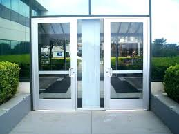 commercial glass entry door repair commercial glass front doors commercial glass double entry doors with aluminum