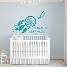 Dream Catcher Baby Bedding Redoubtable Dream Catcher Wall Decor Also Quote Art Decal 81