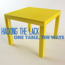 IKEA's Lack table is a DIYer's perfect canvas for unbridled creativity. At  just $10, it's easy to justify the expense. If the project doesn't work  out, ...