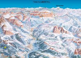Val Gardena - Ortisei - Selva - Santa Cristina - SkiMap.org