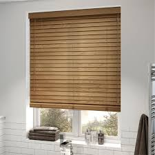 wood blinds. Wonderful Wood English Oak Wooden Blind  50mm Slat In Wood Blinds D