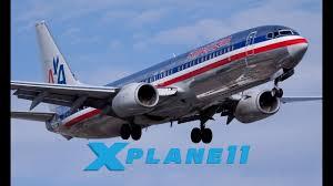 X Plane 11 Zibo 737 Version 3 29e Kabq Kphx Youtube