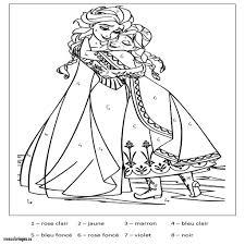 Coloriage Magique Princesse