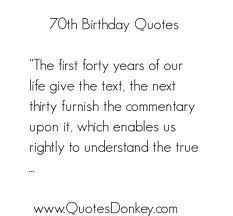 Quotes 70th birthday 100th birthday quotes saying of life Quotes Pinterest 100 9