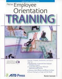 Employee Training Powerpoint New Employee Orientation Training Karen Lawson 9781562863180