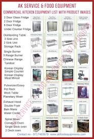 restaurant kitchen equipment list. Restaurant Kitchen Equipment Pictures Awesome Commercial List For Hotel And Pict S