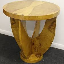 furniture art deco style. ART DECO STYLE FURNITURE - OCCASIONAL ROUND TABLE IN WALNUT C9 Furniture Art Deco Style
